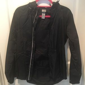 Black Rainjacket